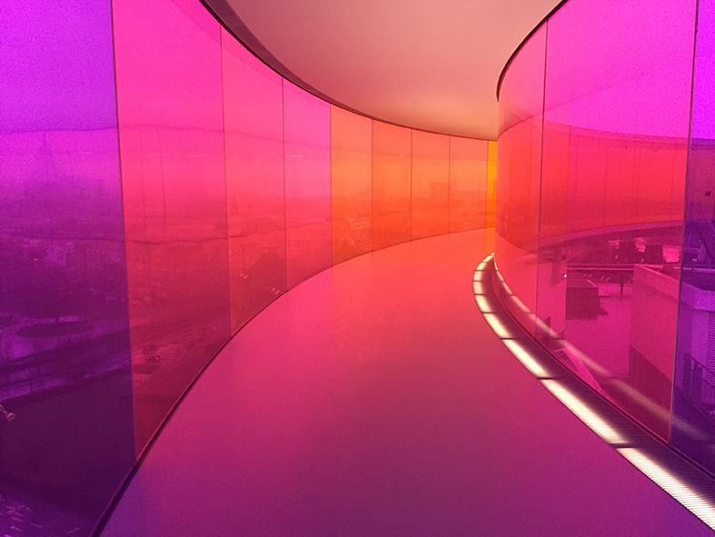 Artist residency at ARoS Kunstmuseum, Aarhus, Danemark
